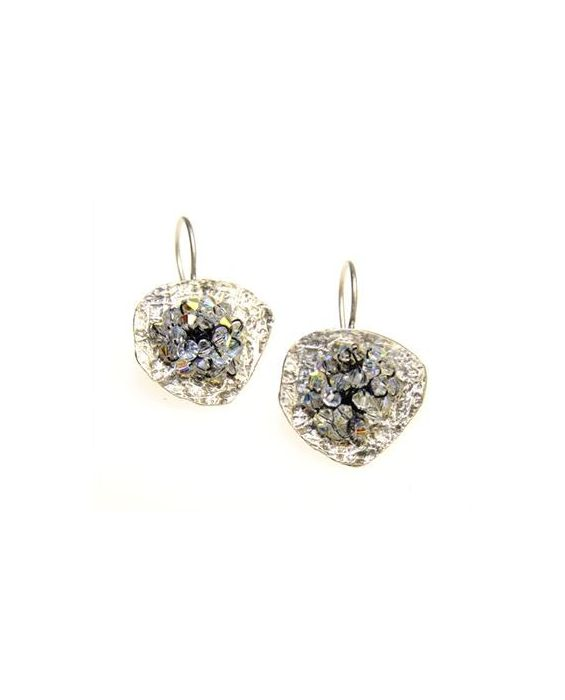 CATHERINE BIJOUX EARRINGS - SILVER