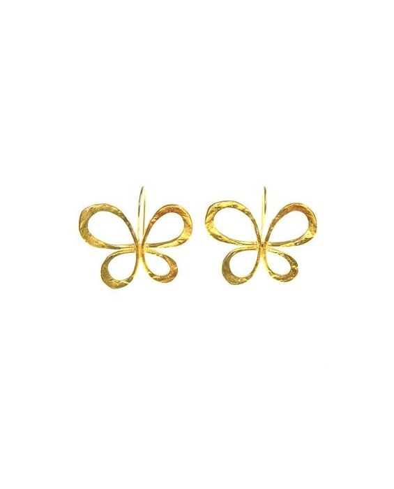 CATHERINE BIJOUX 'BUTTERFLY' EARRINGS