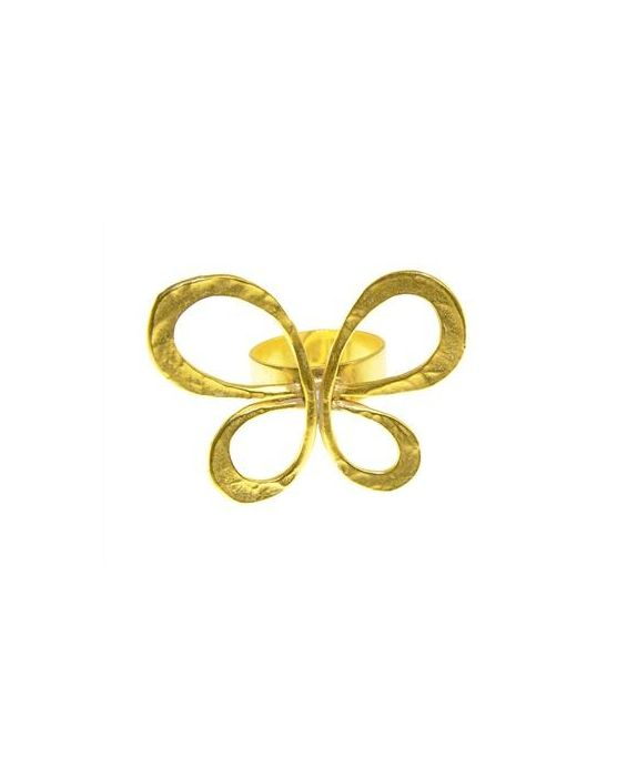 Catherine Bijoux 'Butterfly' Ring - Gold