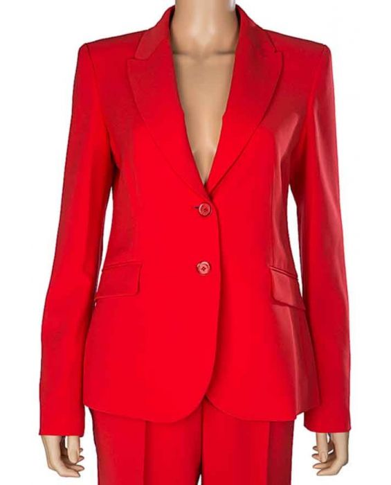 CARACTERE - SPECIAL DATE JACKET - RED