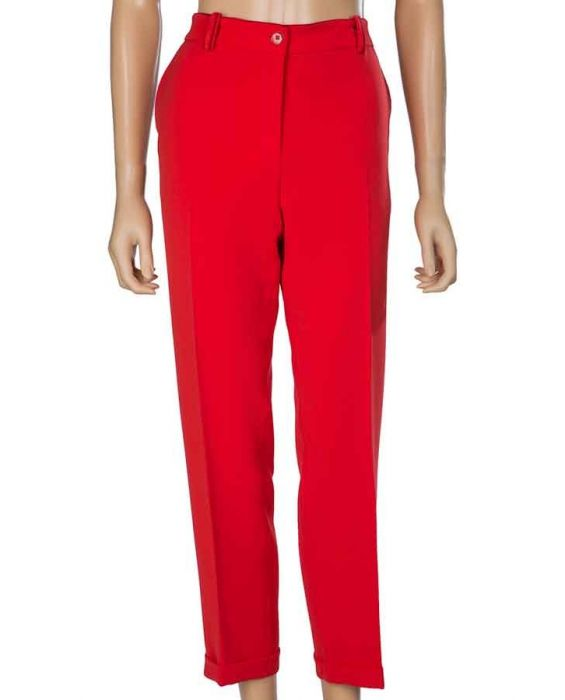 Caractere - Special Date Trousers- Red