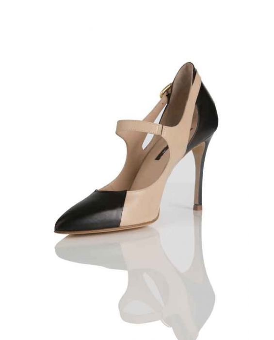 KATE 'FLY' LEATHER PUMP