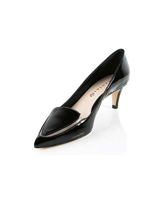 Chantal 1969 - Pointed Toe Patent Leather Pump