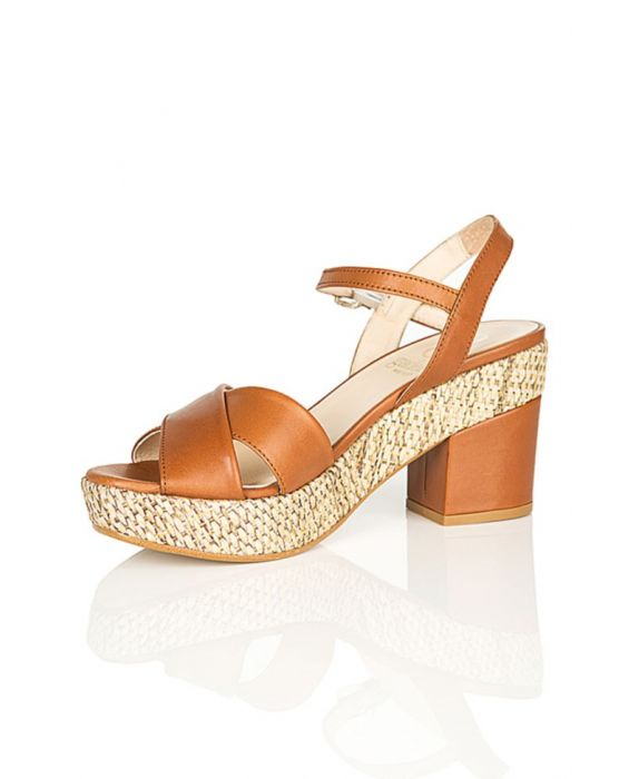 Gadea Palermo Leather Sandal