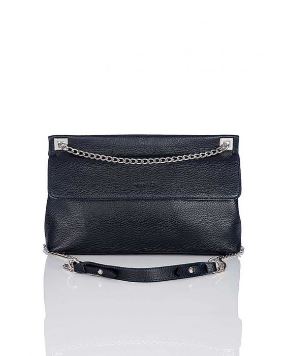 MINNOZZI SHOULDER BAG - BLACK