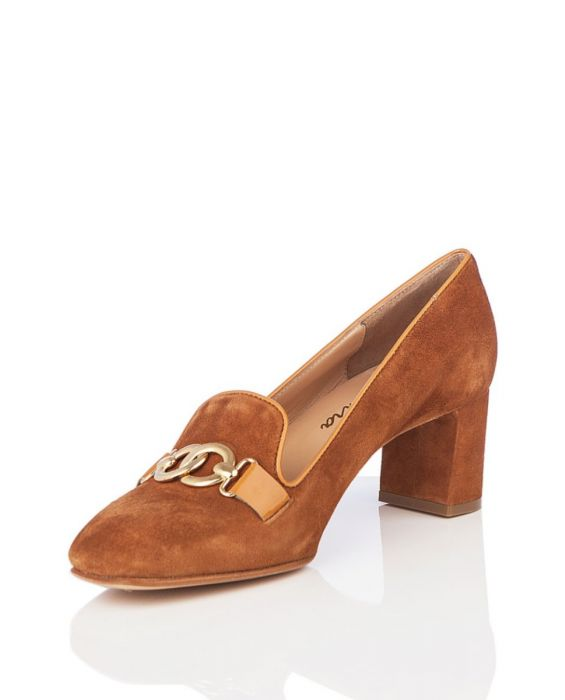 Marco Venexia - Brown Suede Pump