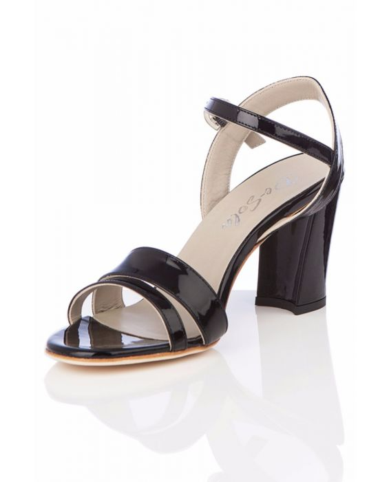 De-Sola - Patent Leather Sandal