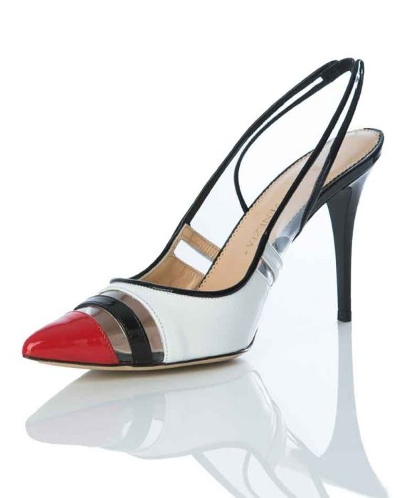 Eliza di Venezia Patent Leather Pump