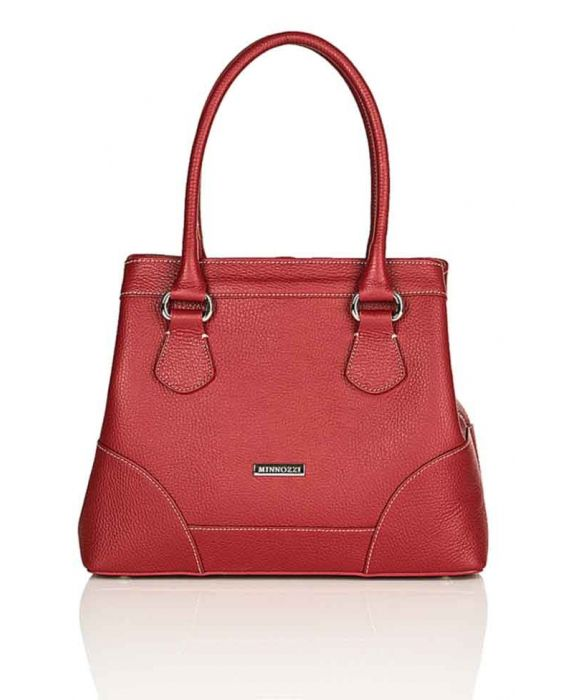 Minnozzi '3513' Red Tote