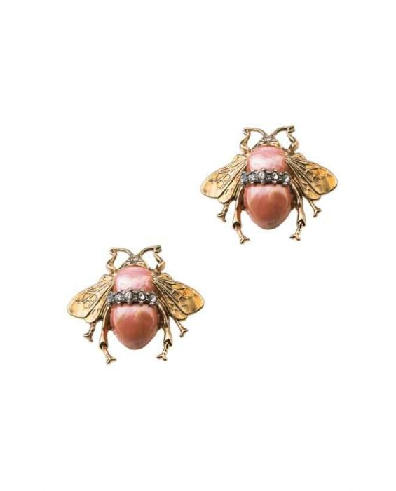 ORNELLA BIJOUX 'BEE' EARRINGS
