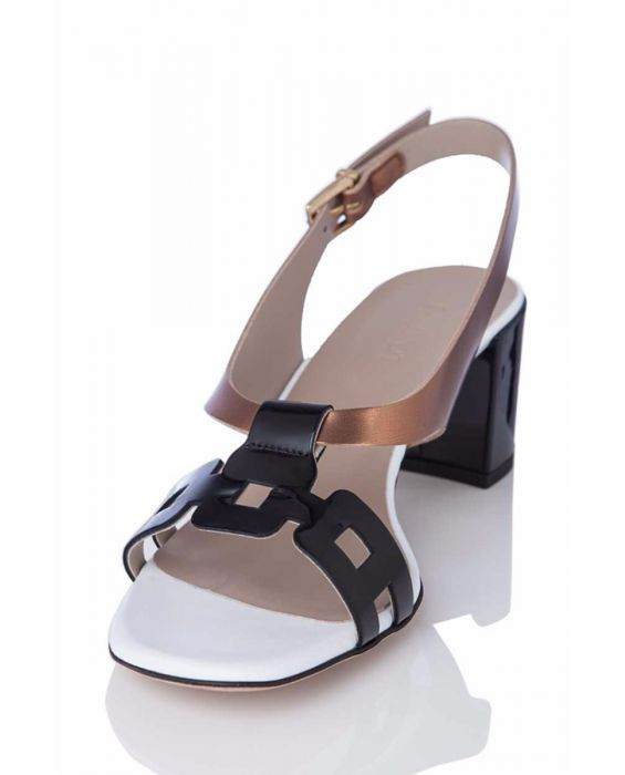 Jeannot 'Cut Out' Sandal