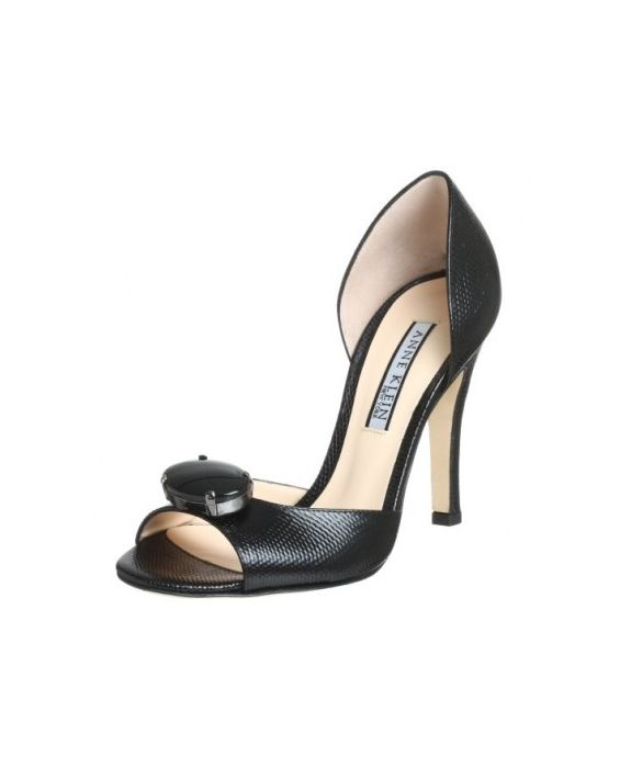 Anne Klein New York Chic Peep Toe Pump