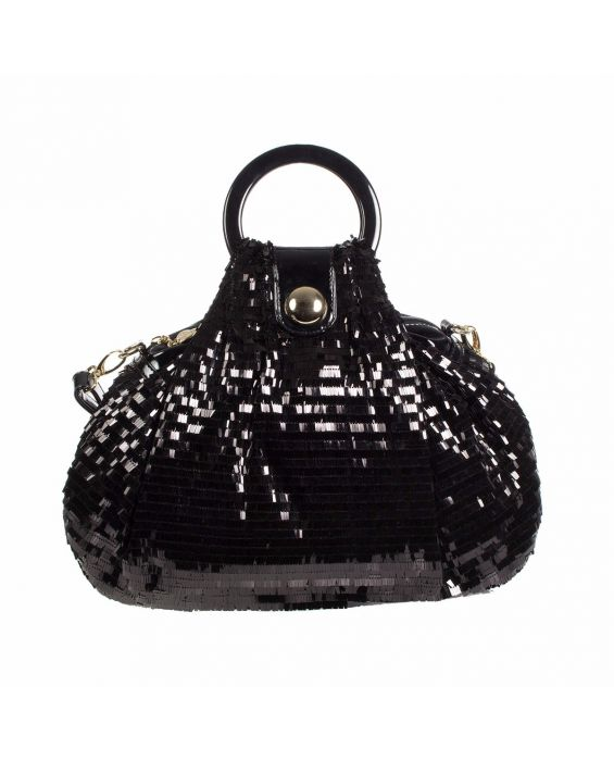 Claudia Canova Sequined Bag
