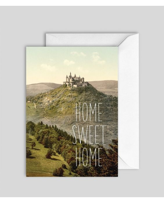 The Dybdahl Co 'Home' Greeting Card