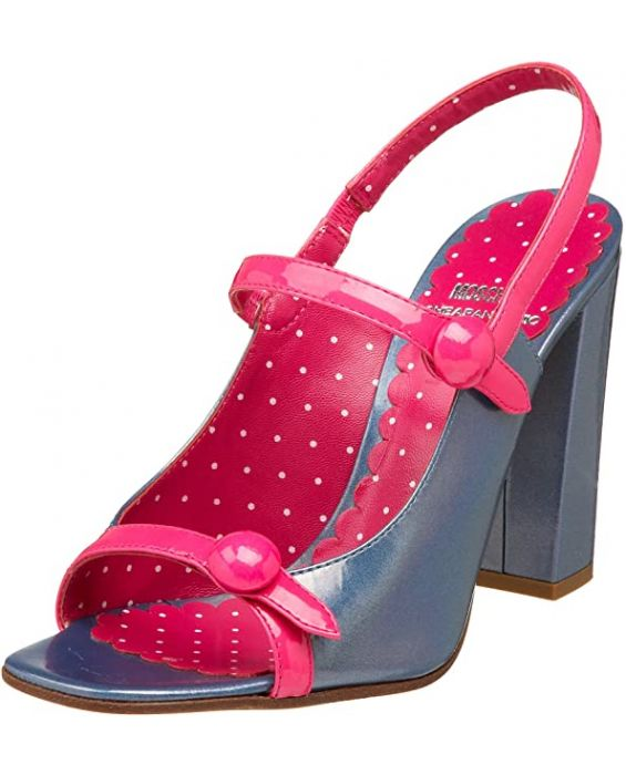Moschino Cheap and Chic '70s' Sandal