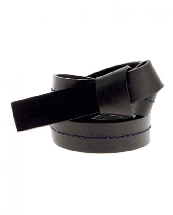 Herbert Frere Soeur 'La Renard' Leather Belt