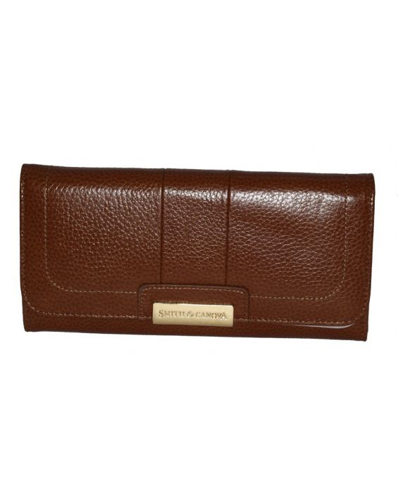 Smith & Canova Long Flap Over Purse