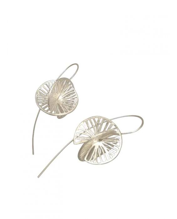 The Craftshop Sterling Silver Earring - Silver