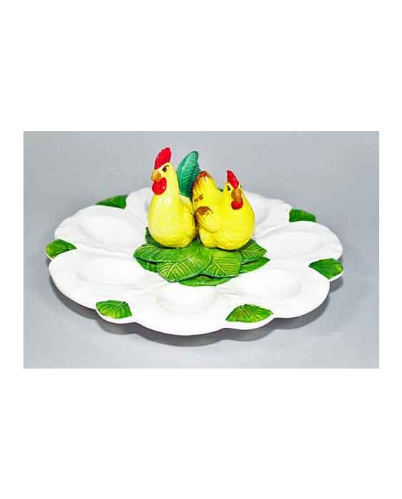Mastercraft 'Hen' Ceramic Egg Holder