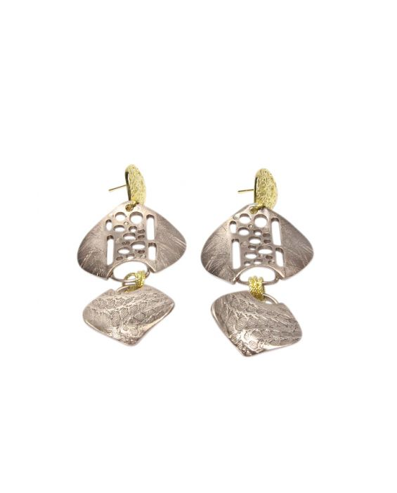 STUDIO-GI ROSE GOLD EARRINGS