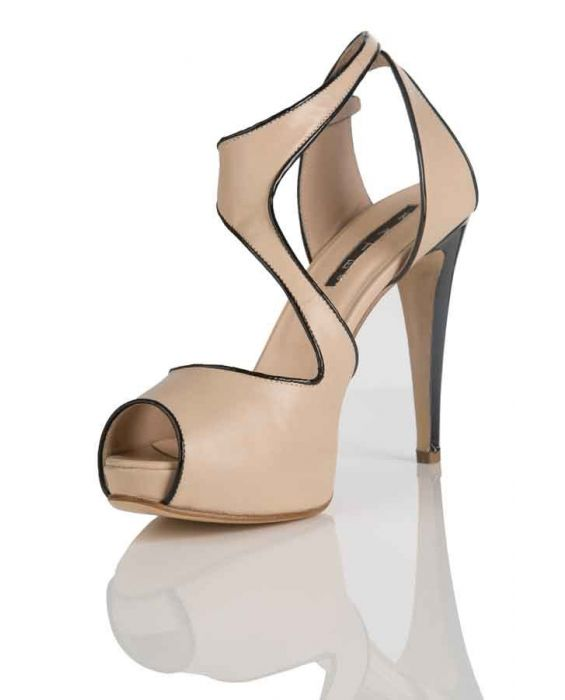 Kate 'High Rise' Sandal